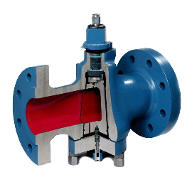 Christensen Single Plug Valve Type 5